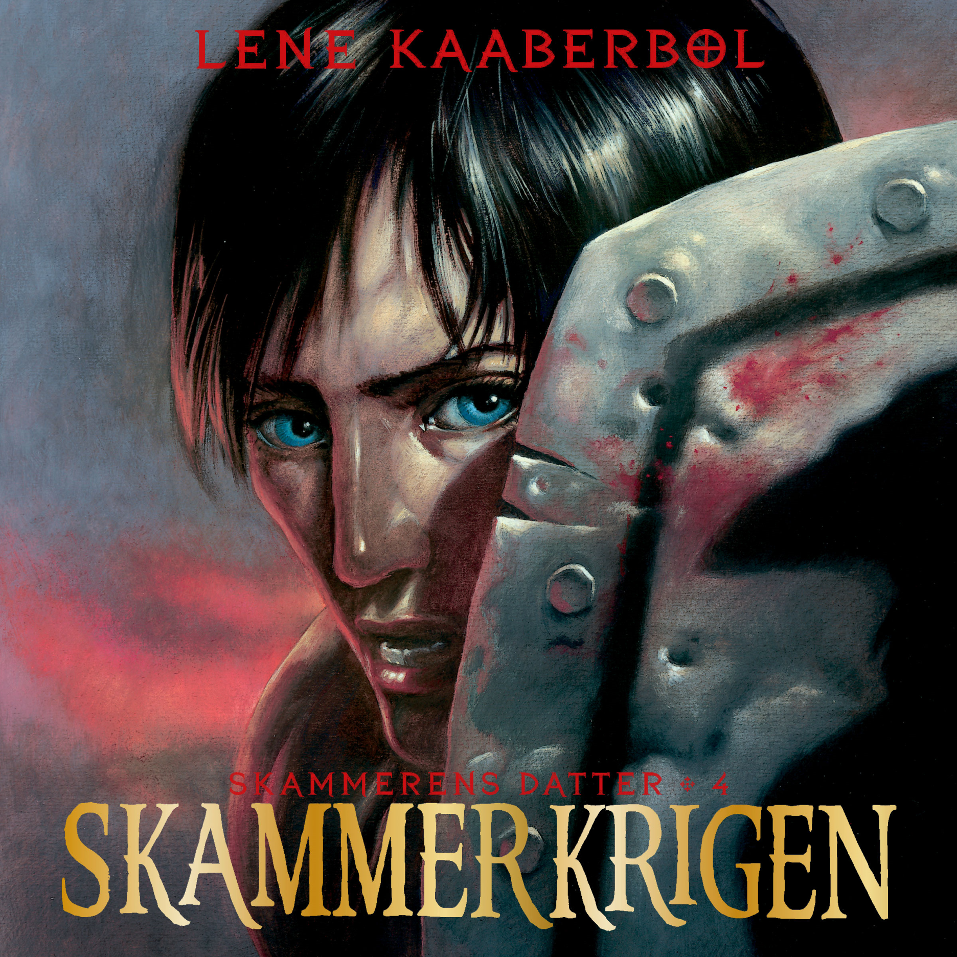 Skammerens datter #4: Skammerkrigen - Maneno - 10628