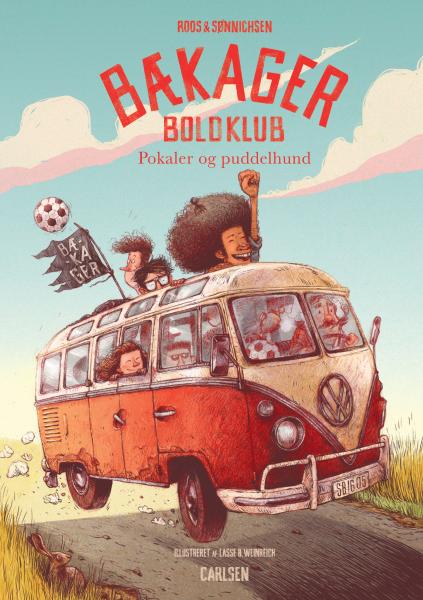 Bækager Boldklub #2:  Pokaler og puddelhund - Maneno