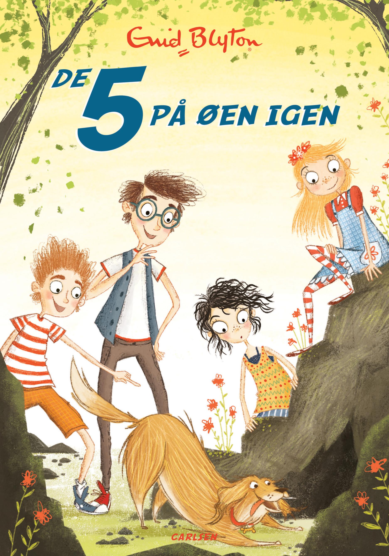 De 5 på øen igen (6) - Maneno