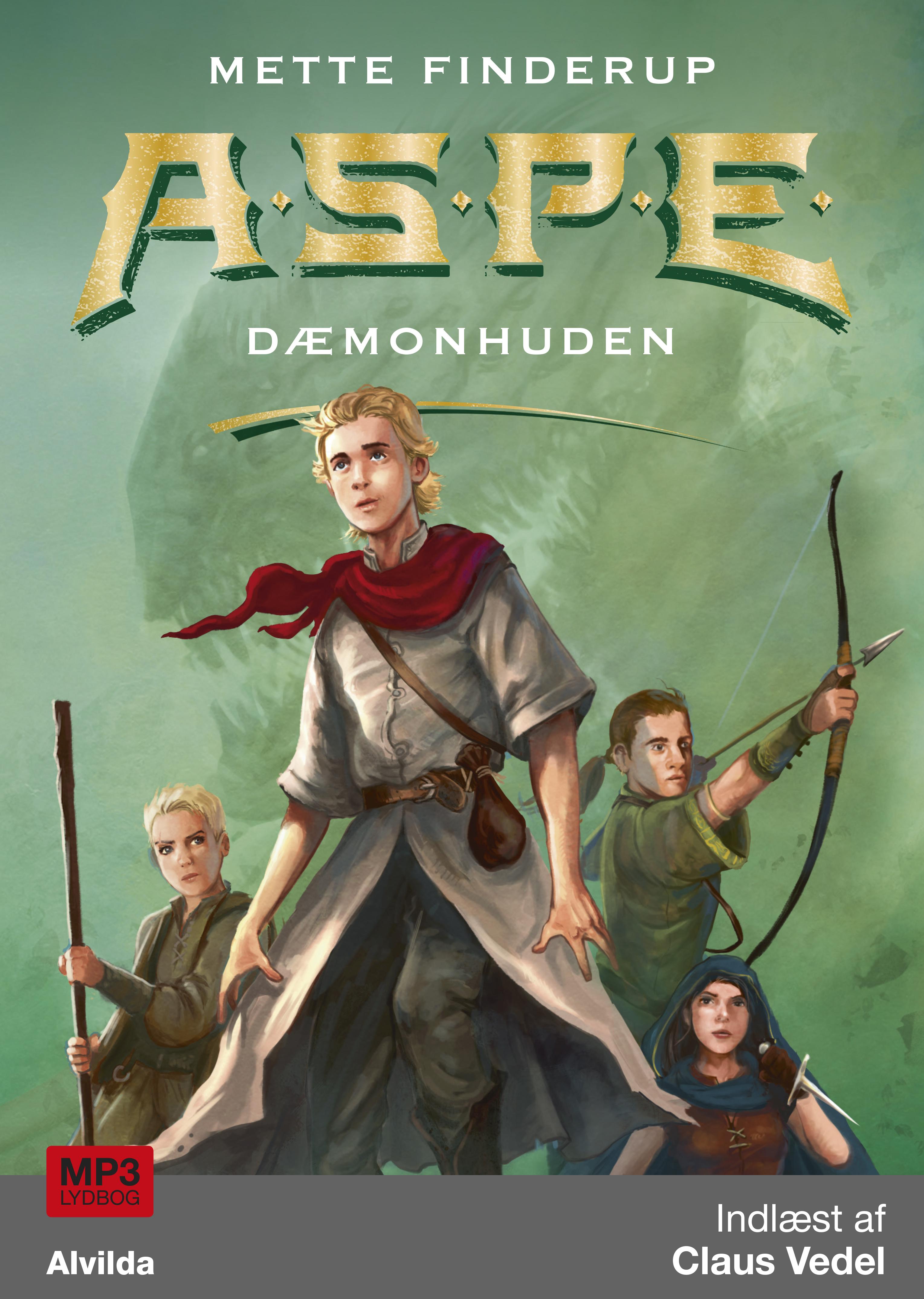 A.S.P.E. #1: Dæmonhuden - Maneno - 14018