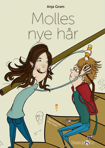 Molles nye hår - Maneno - 11092