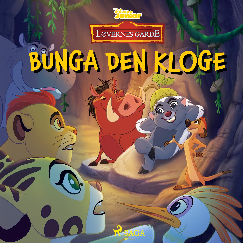 Løvernes Garde - Bunga den Kloge - Maneno