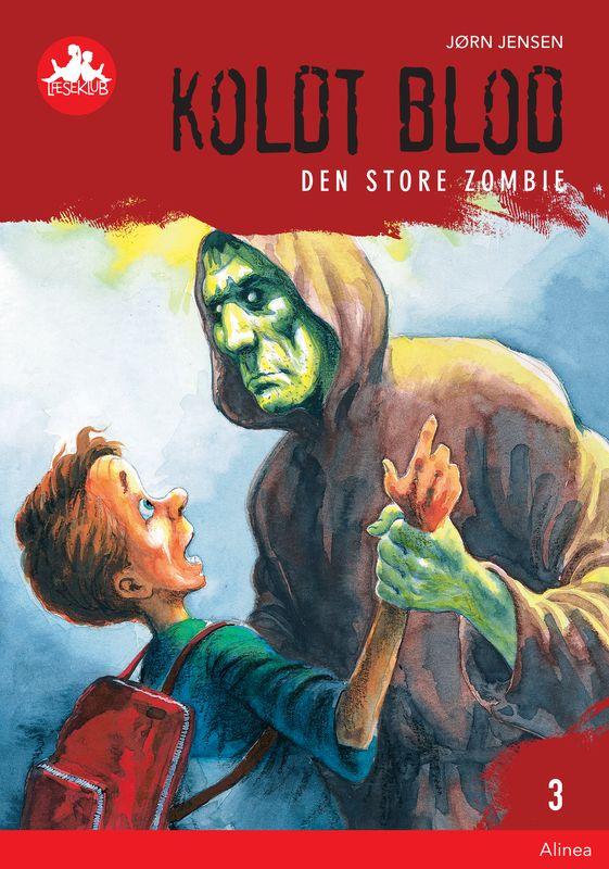 Koldt blod #3: Den store zombie, Rød Læseklub - Maneno