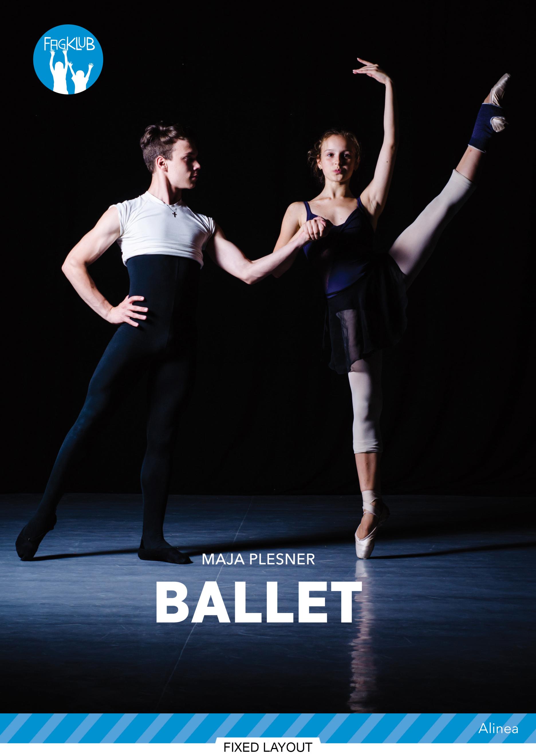 Ballet, Blå Fagklub - Maneno - 14127