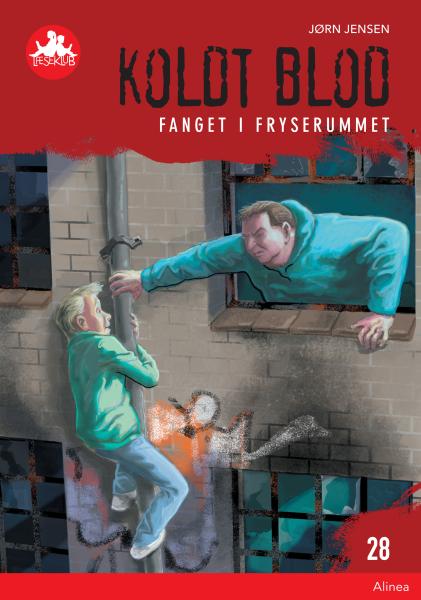 Koldt blod #28: Fanget i fryserummet, Rød Læseklub - Maneno