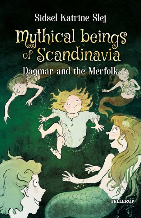 Magical Creatures in Denmark #2: Dagmar and the Merpeople - Maneno