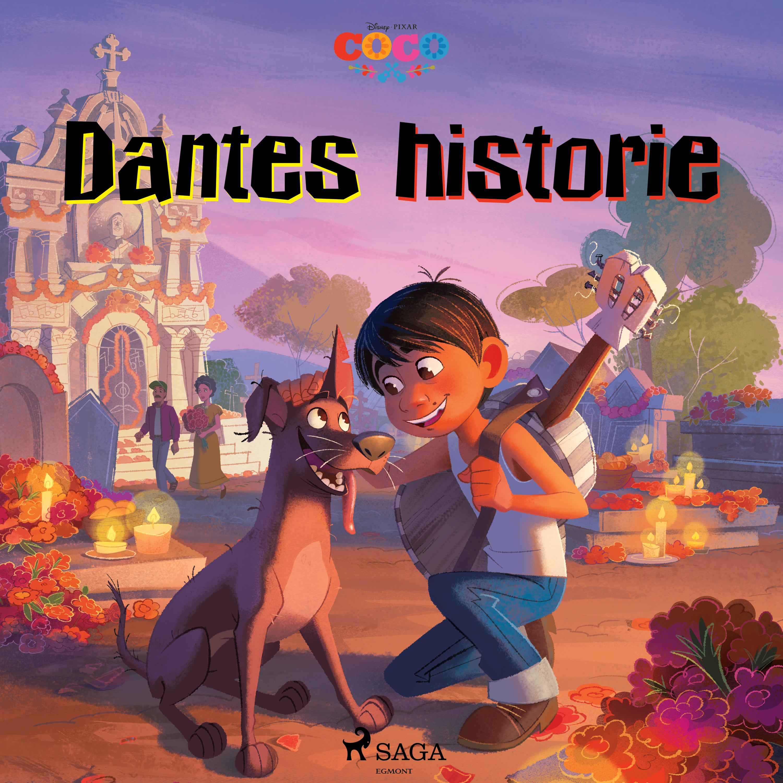 Coco - Dantes historie - Maneno