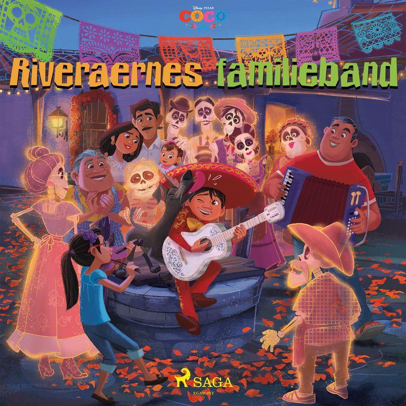 Coco - Riveraernes familieband - Maneno