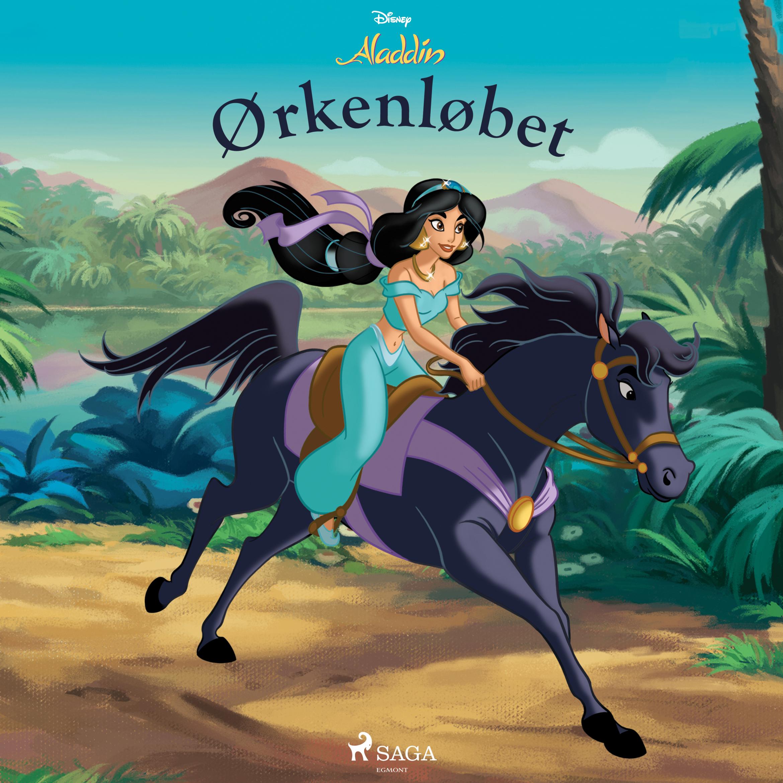 Aladdin - Ørkenløbet - Maneno