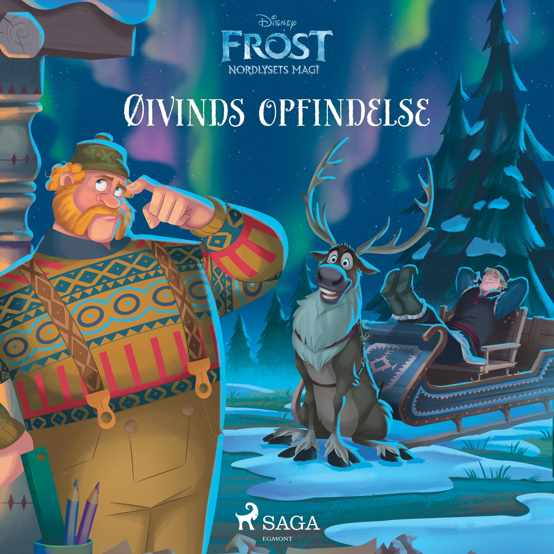 Frost - Nordlysets magi - Øivinds opfindelse - Maneno