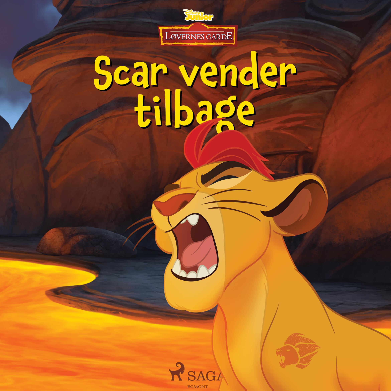 Løvernes Garde - Scar vender tilbage - Maneno