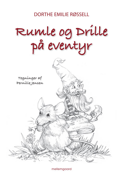 Rumle og Drille på eventyr - Maneno - 12455
