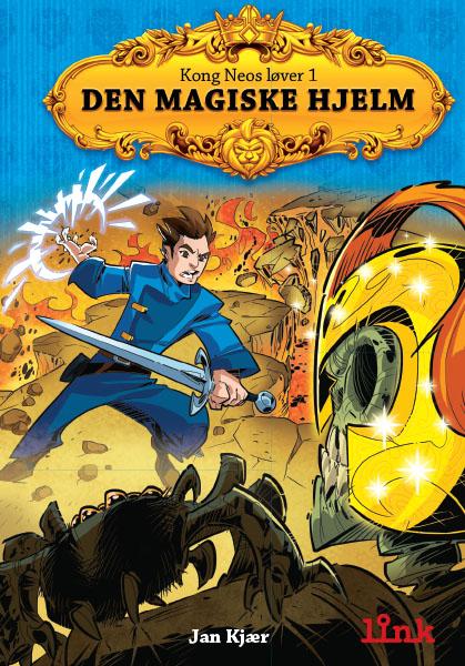 Kong Neos løver #1: Den magiske hjelm - Maneno - 12357