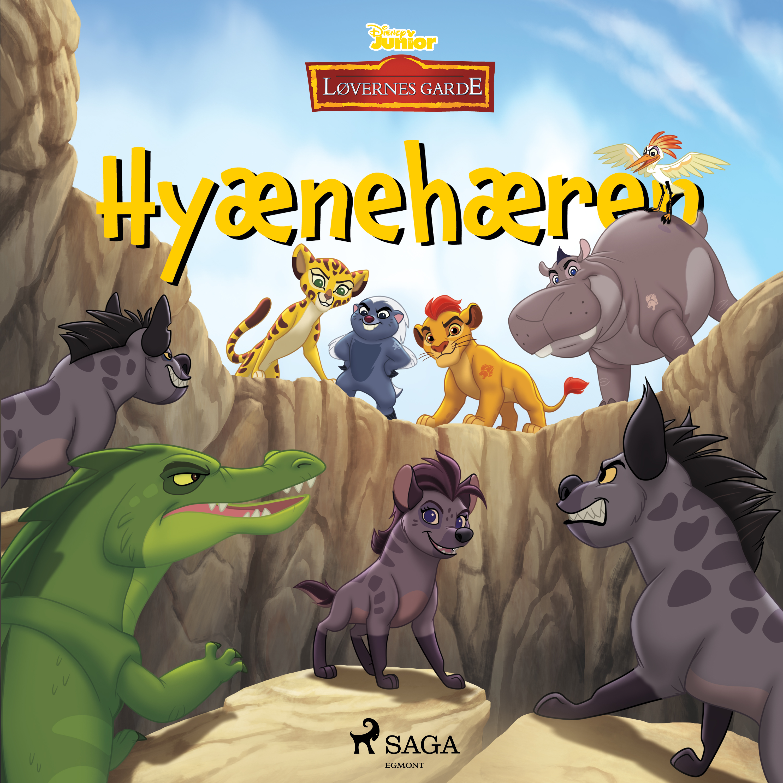 Løvernes Garde - Hyænehæren - Maneno