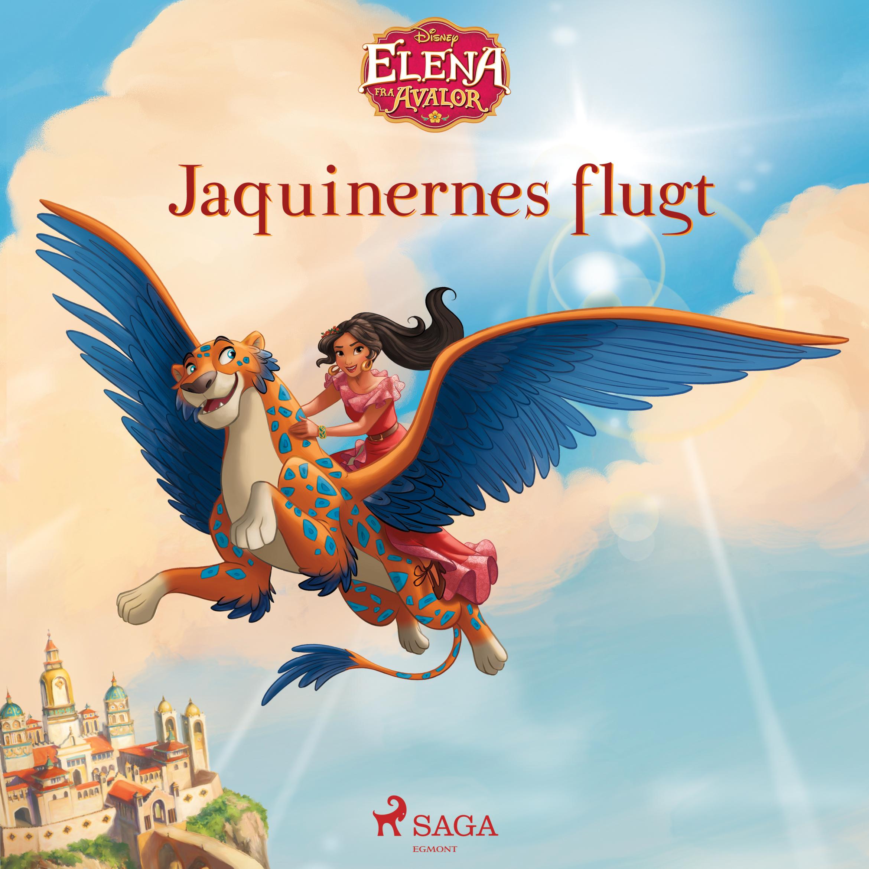 Elena fra Avalor - Jaquinernes flugt - Maneno