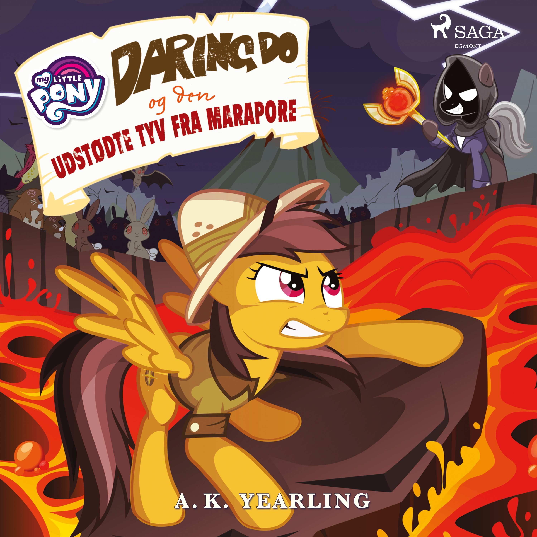 My Little Pony - Daring Do og den udstødte tyv fra Marapore - Maneno - 12327