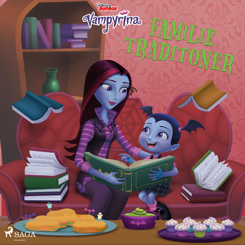 Vampyrina - Familietraditioner - Maneno
