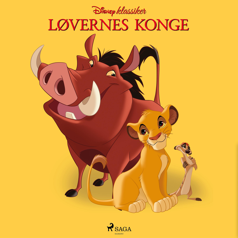 Walt Disneys klassikere - Løvernes Konge - Maneno