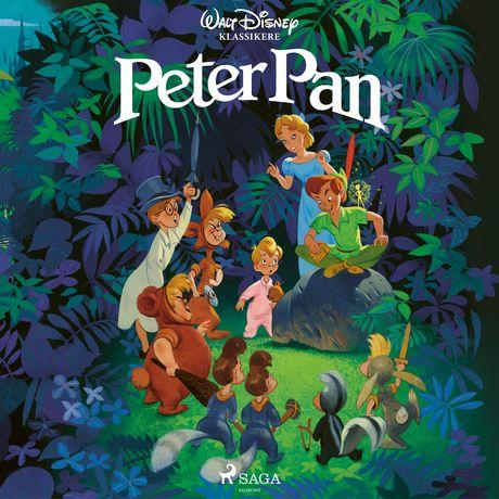 Walt Disneys klassikere - Peter Pan - Maneno
