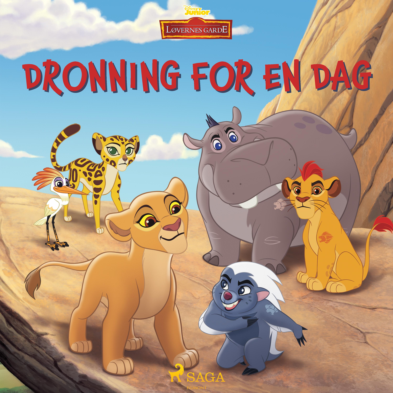 Løvernes Garde - Dronning for en dag - Maneno