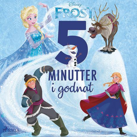 Fem minutter i godnat - Frost - Maneno