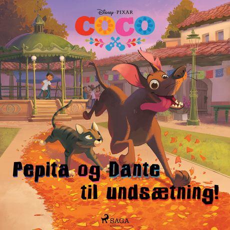 Coco - Pepita og Dante til undsætning! - Maneno