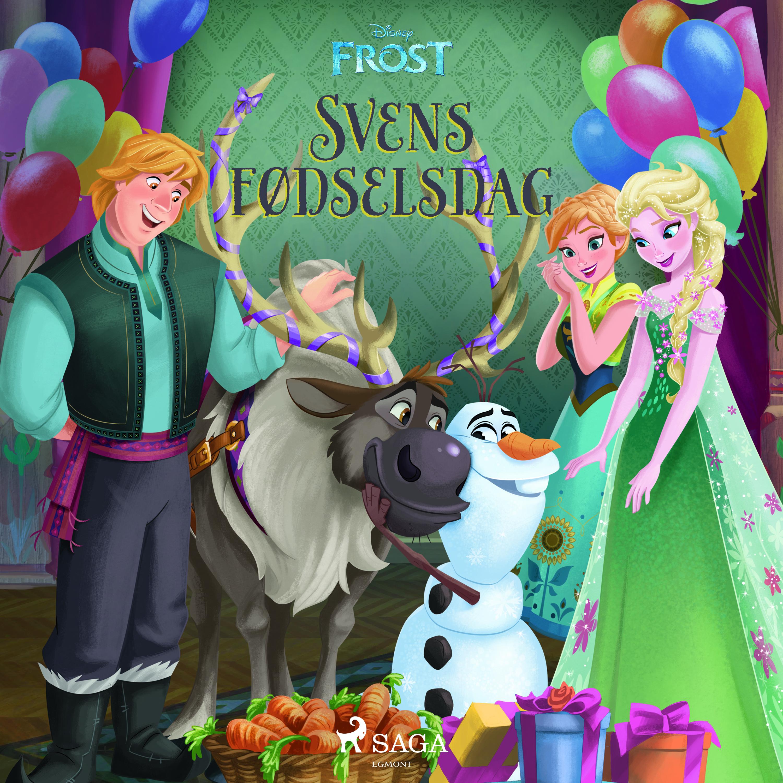 Frost - Svens fødselsdag - Maneno