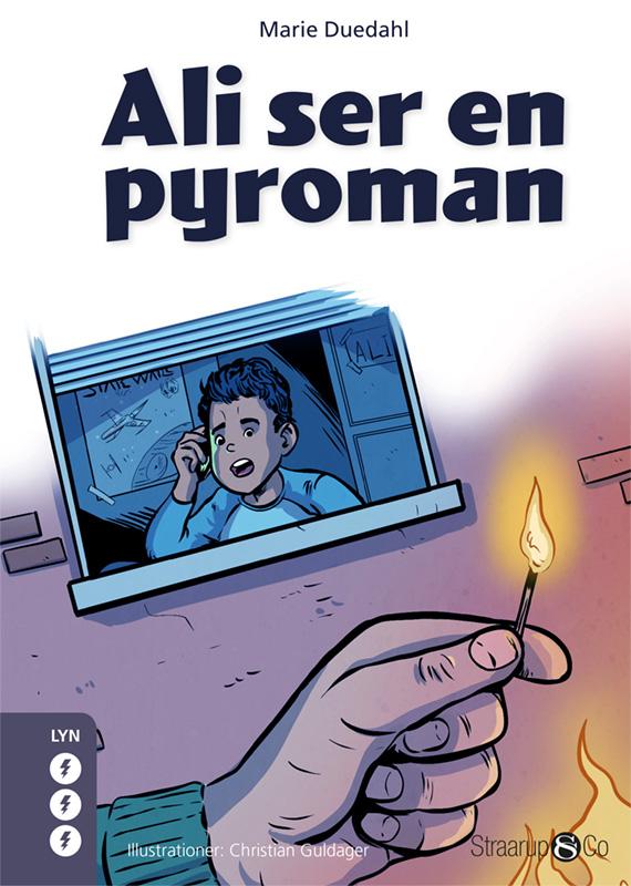 Ali ser en pyroman - Maneno
