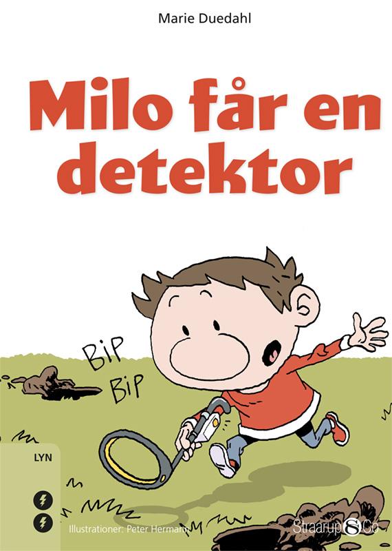Milo får en detektor - Maneno