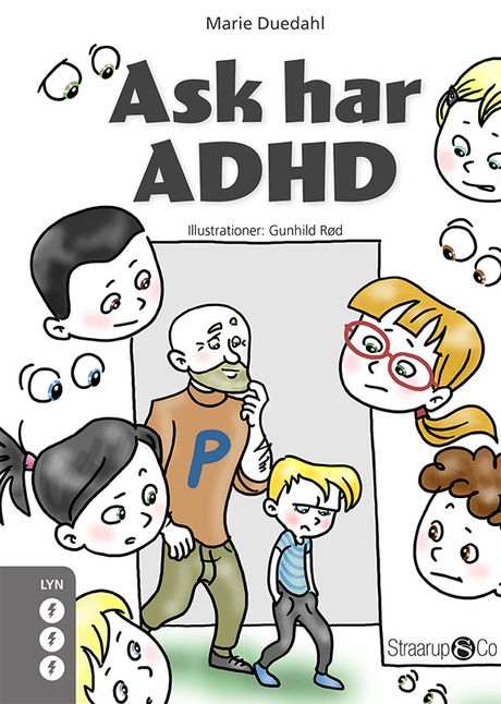 Ask har ADHD - Maneno