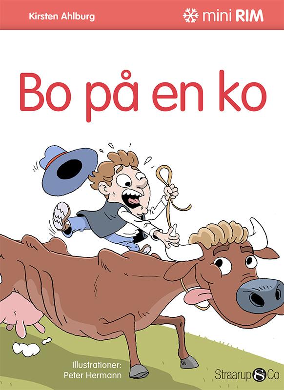 Bo på en ko - Maneno
