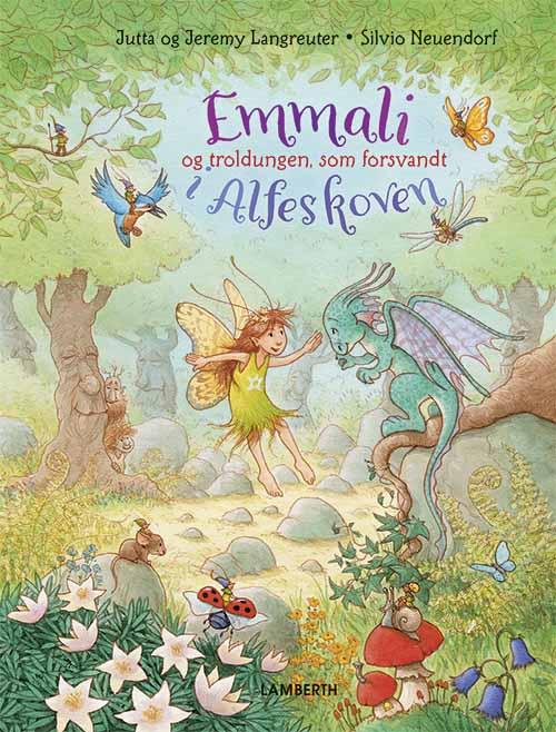 Emmali og troldungen, som forsvandt i Alfeskoven - Maneno - 13960