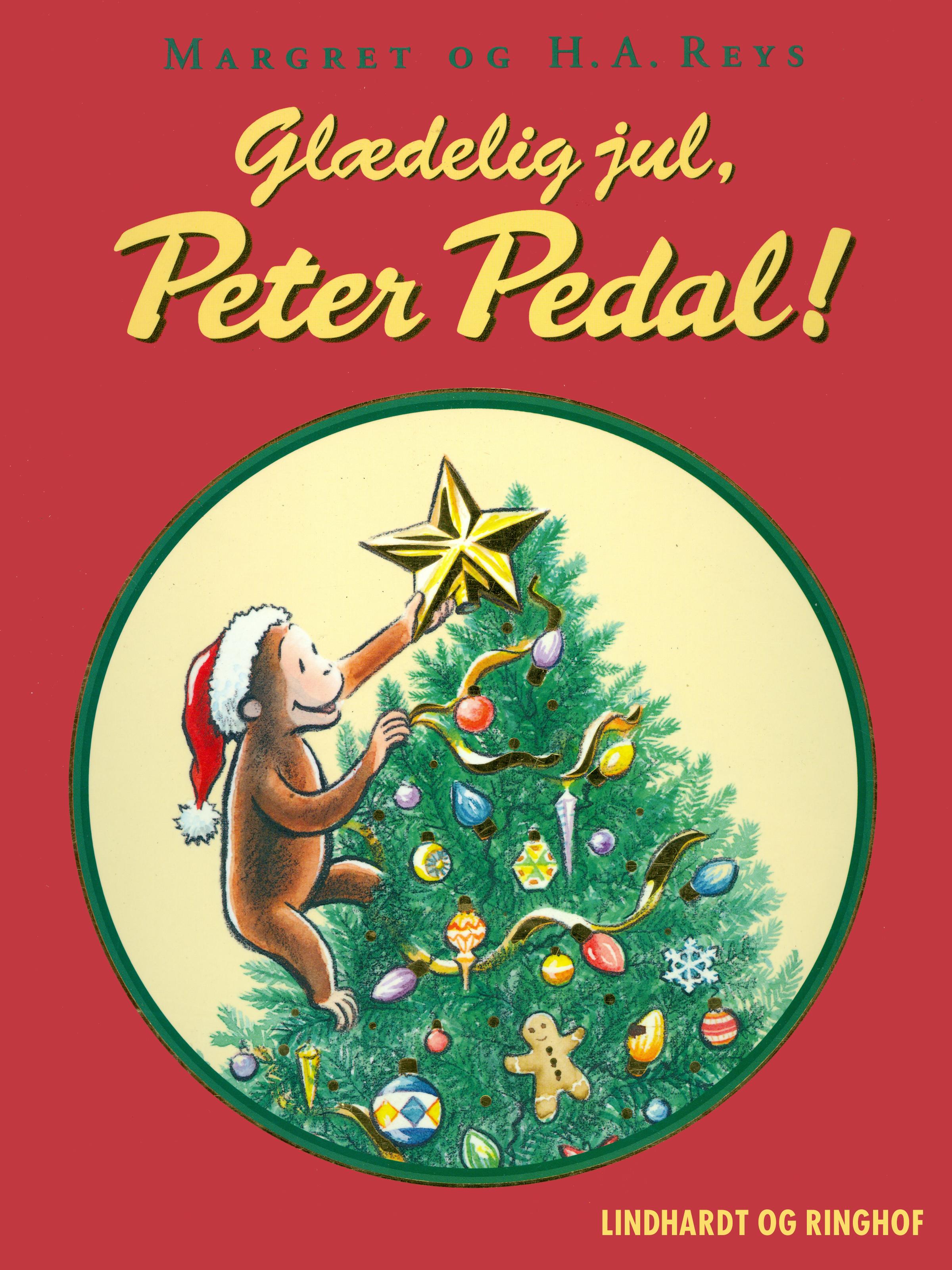 Glædelig jul, Peter Pedal - Maneno