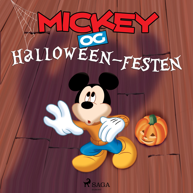 Mickey Mouse og halloween-festen - Maneno