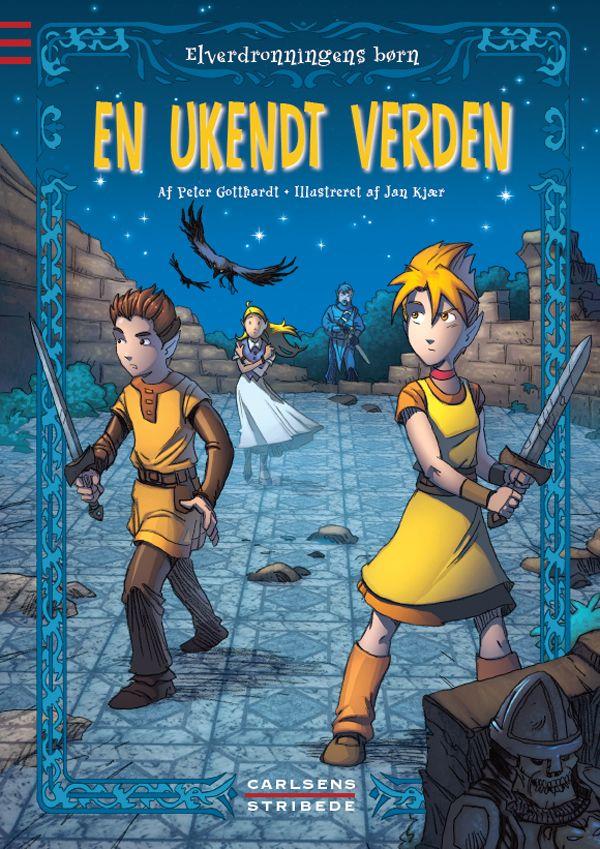 Elverdronningens børn #1: En ukendt verden - Maneno