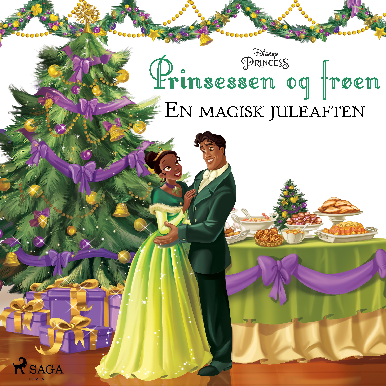 Prinsessen og frøen - En magisk juleaften - Maneno