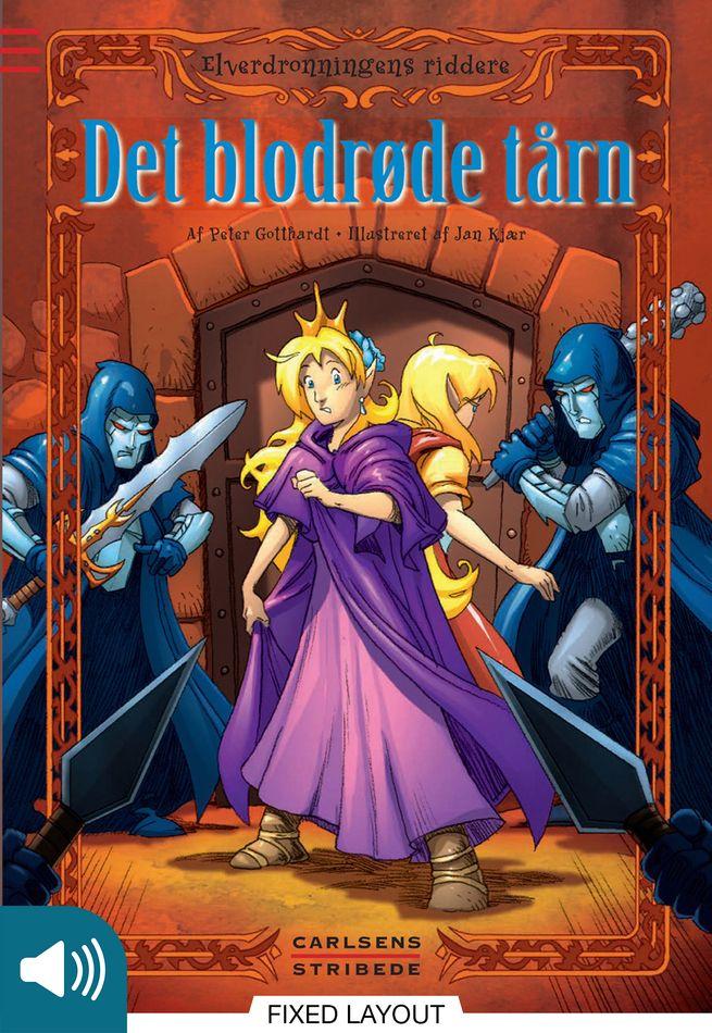 Elverdronningens riddere 7: Det blodrøde tårn - Maneno