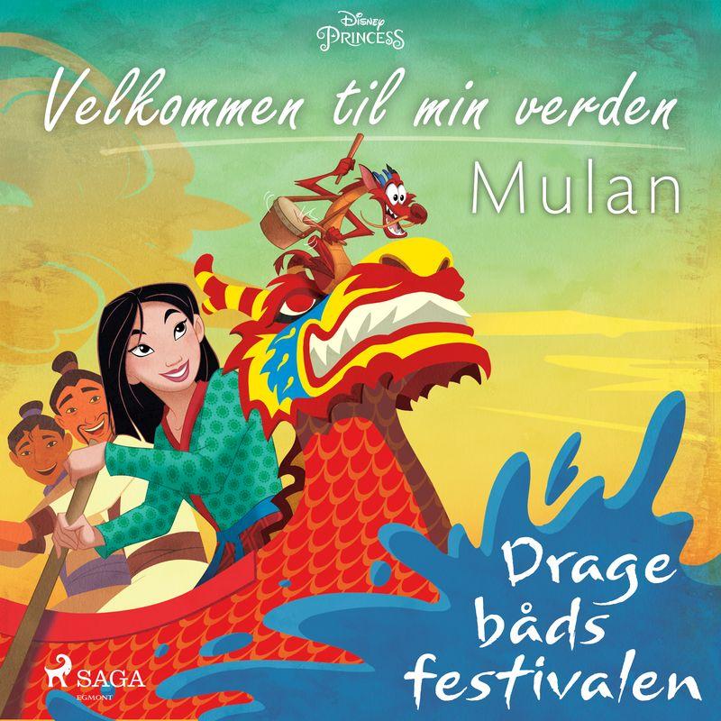Velkommen til min verden - Mulan - Dragebådsfestivalen - Maneno