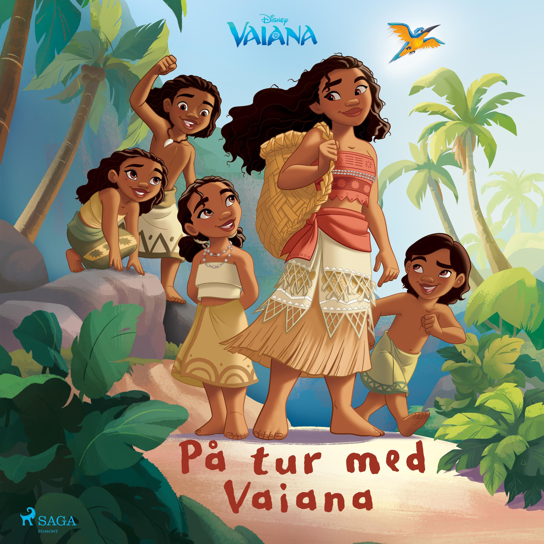 Vaiana - På tur med Vaiana - Maneno