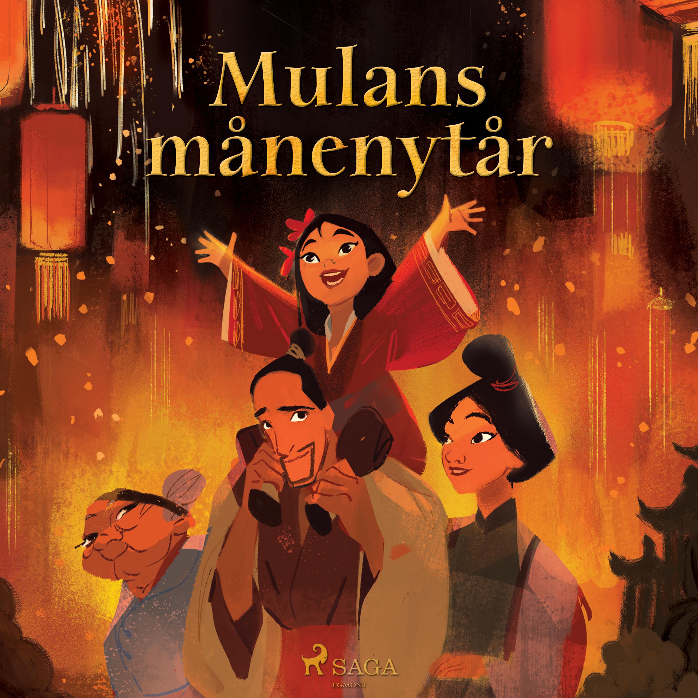Mulan - Mulans månenytår - Maneno