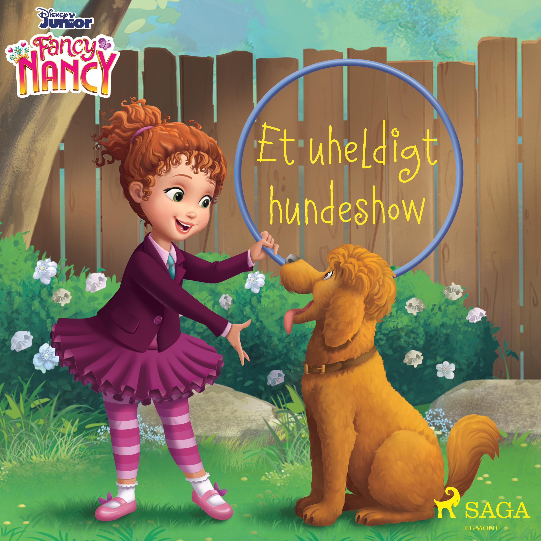 Fancy Nancy - Et uheldigt hundeshow - Maneno