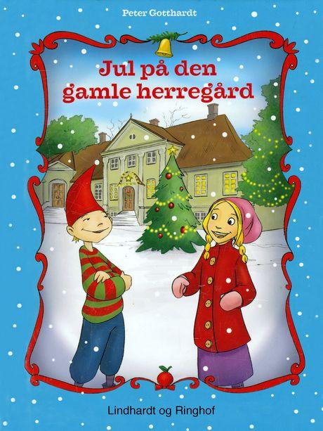 Jul på den gamle herregård - Maneno