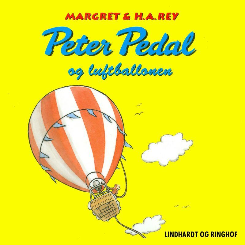 Peter Pedal og luftballonen - Maneno