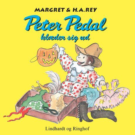Peter Pedal klæder sig ud - Maneno