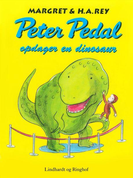 Peter Pedal opdager en dinosaur - Maneno