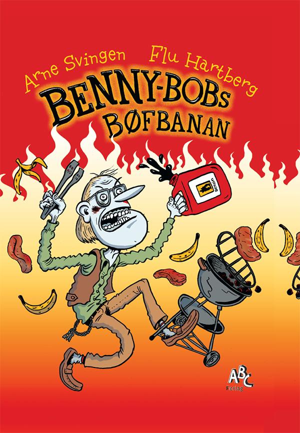Benny-Bobs Bøfbanan - Maneno - 13115