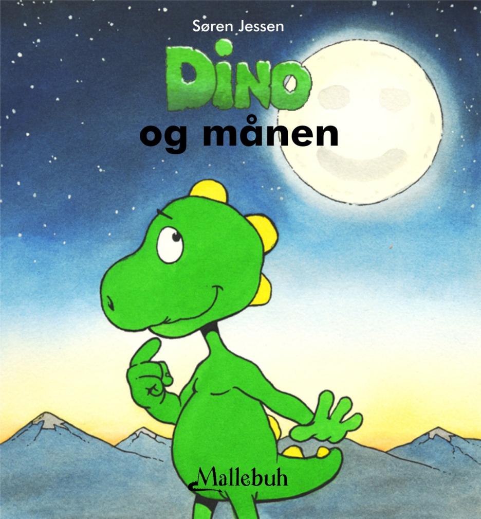 Dino og månen - Maneno