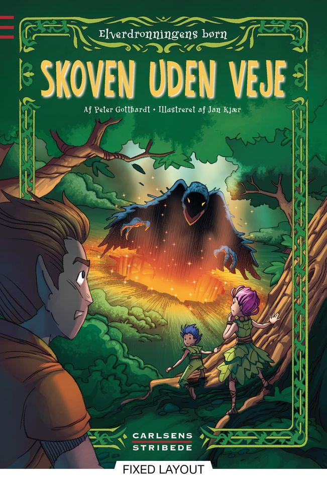 Elverdronningens børn #2: Skoven uden veje - Maneno