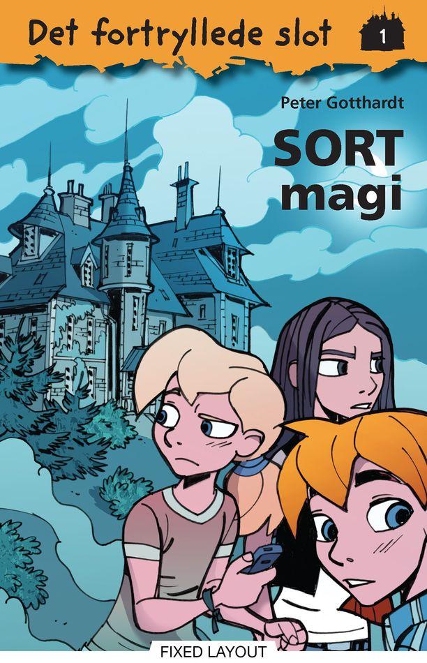 Det fortryllede slot #1: Sort magi - Maneno