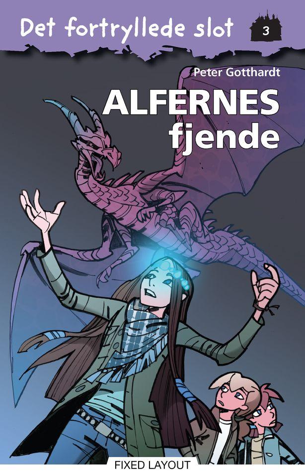 Det fortryllede slot #3: Alfernes fjende - Maneno